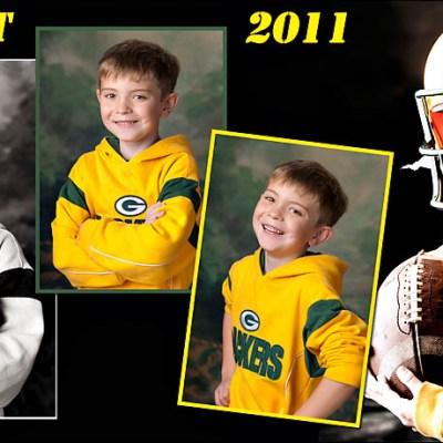 Garrett's Birthday Club magnet – Montrose South Dakota Children's Photography