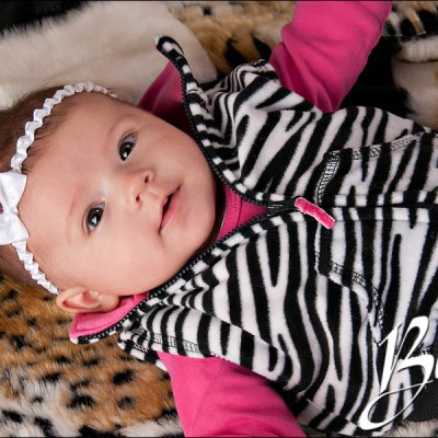 Kynley at 3 months – Madison South Dakota Baby Photography