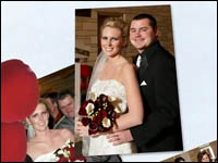 Jeff and Courtney wedding video slideshow – Colman SD Wedding Photography