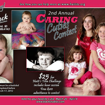 2nd Annual Caring Cuties Contest