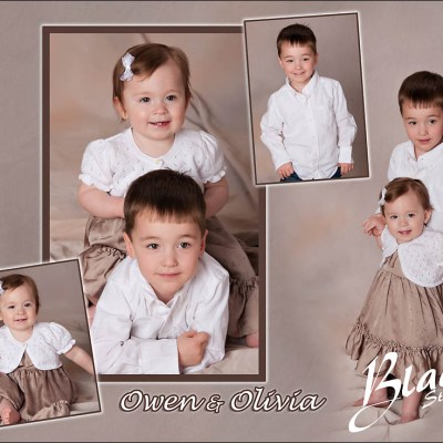 Caring Cuties Contest – Groups – Owen and Olivia