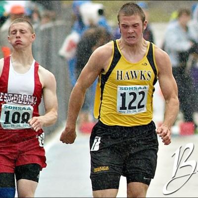 Colman-Egan Hawks at the State Track Meet – Rapid City South Dakota Sports Photography