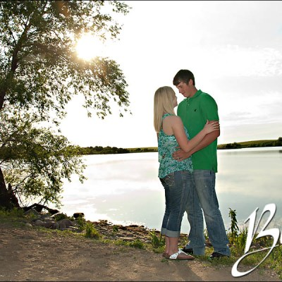 Ashley and Jeremy's Engagement Session – Nunda South Dakota Wedding Photography