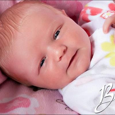 Preslee's Newborn Session