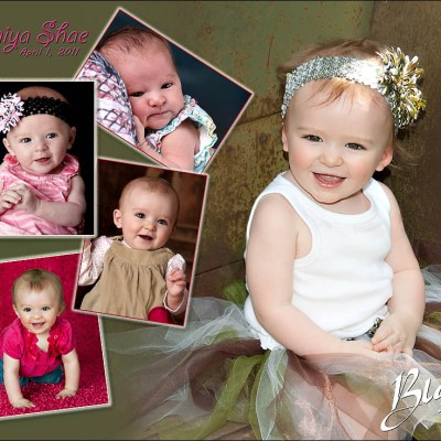 Kaiya's Baby Plan Panel – Madison South Dakota Children's Photography