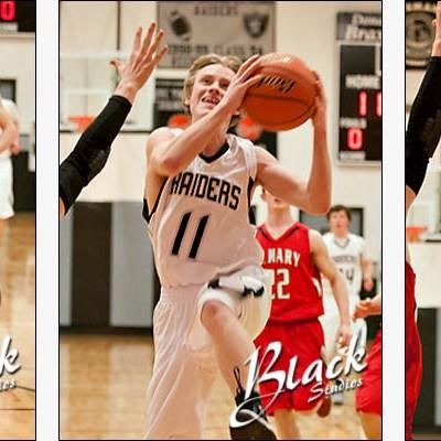 ORR Vs Dell St Mary District Basketball – Ramona South Dakota Sports Photography