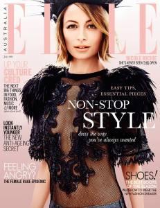 Nichole Richie for Elle Magazine Australia
