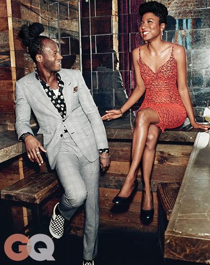Karl Franz Williams cocktail bar 67 Orange Street and Jamala Johns founder of lecoil dot com