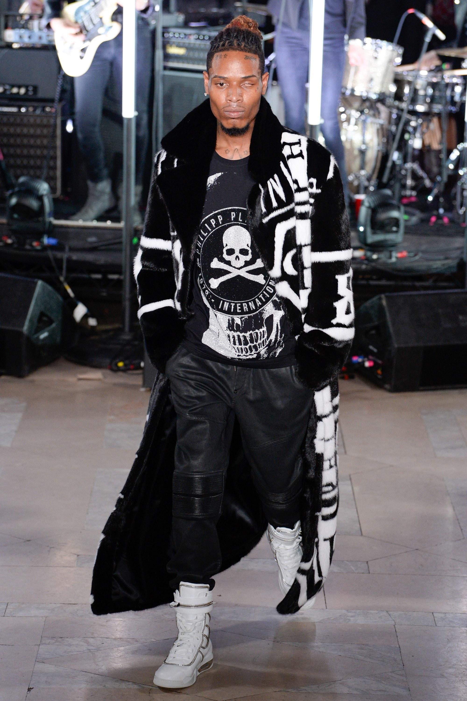 Philippe Plein Menswear Fall 2017 - Black Style Report Felipe Plein