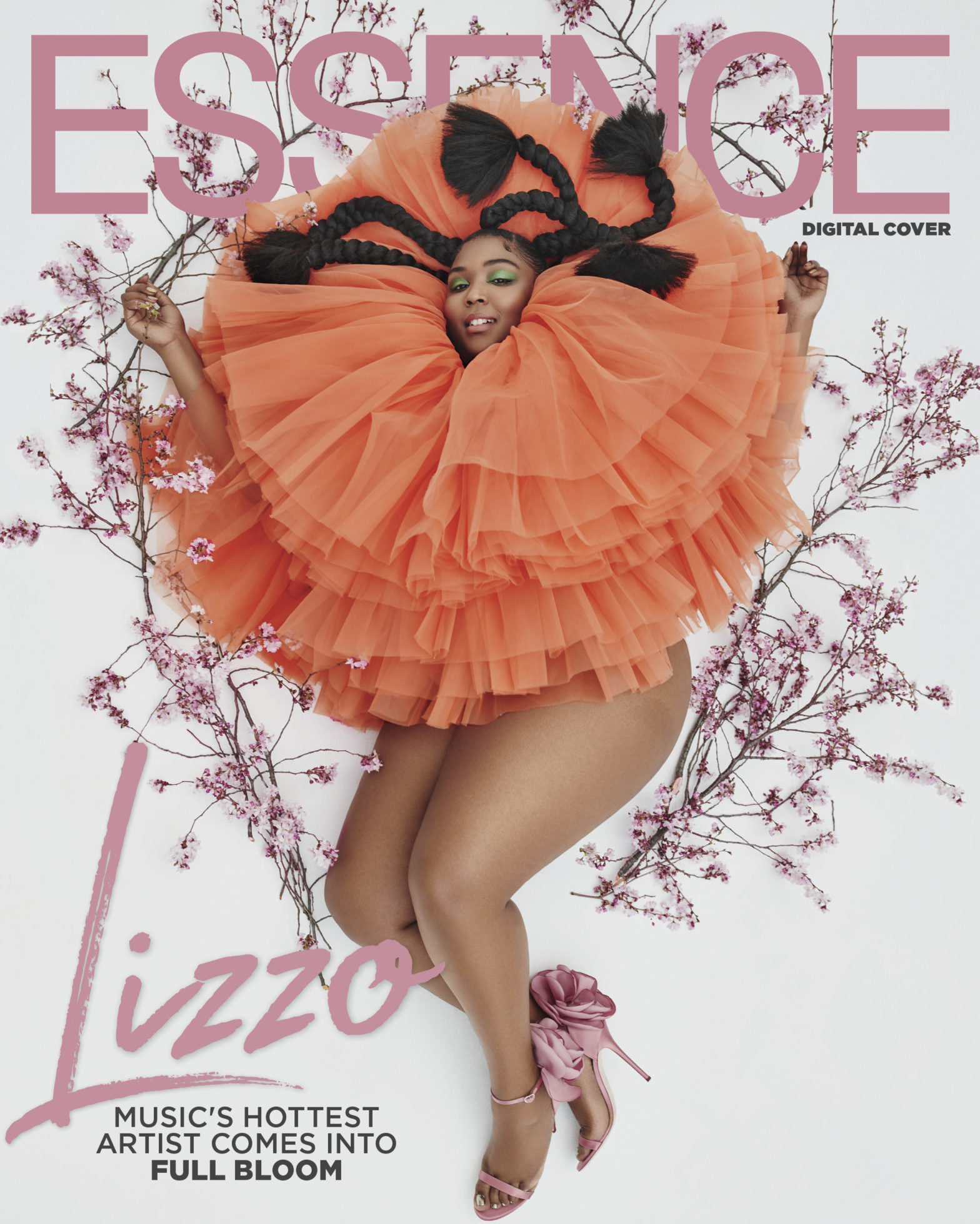 Lizzo Covers Essence Magazine