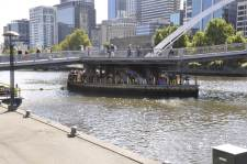 Bar on the River at Southbank