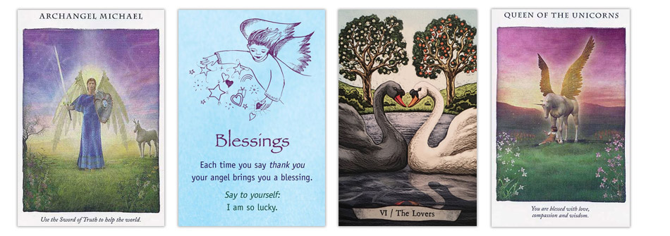 Black Swan Sibyl ~ Readings Tarot cards