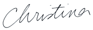 Black swan sibyl Christina Signature
