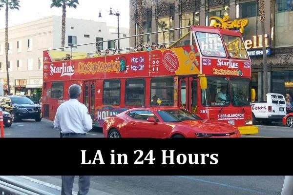 LA in 24 Hours