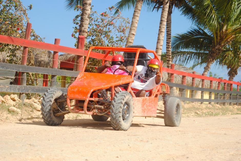 Dune Boggy Excursion on the Dominican Republic!