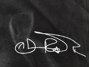 Chris Rock Signature