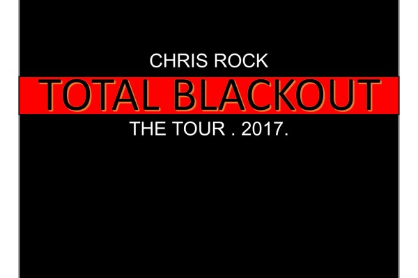 Chris Rock Total Blackout the Tour 2017
