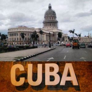 Cuban Capitol Building