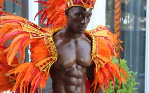 Junkanoo Male Dancer