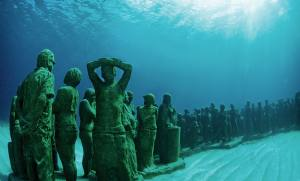 Underwater Museum of Mexico