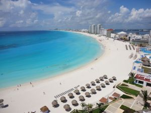 Cancun Beachfront