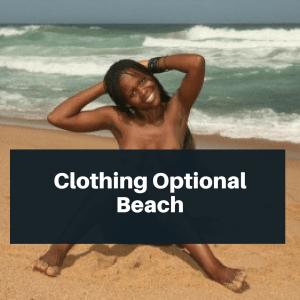 Clothing Optional Beach
