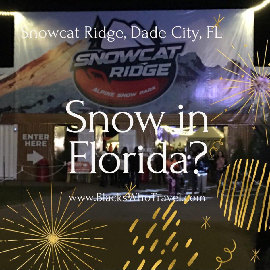 Snowcat Ridge