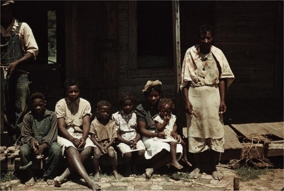 A Glimpse Into Our Past: African American Rural Living In 1930s And 1940s