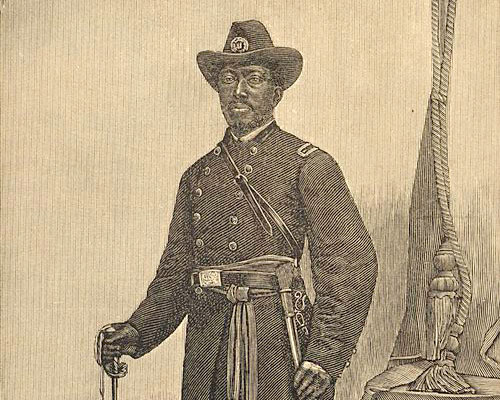 """Martin Robison Delany: A Surgeon, Highest Ranking Black Civil War Soldier And The """"Father Of Black Nationalism"""""""