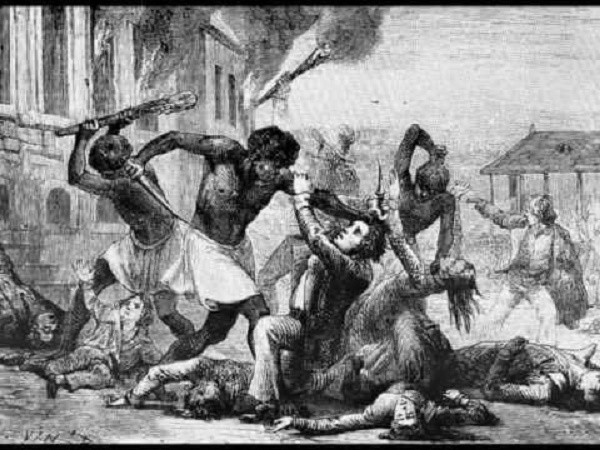 the berbice slave rebellion The berbice slave uprising was a slave revolt in guyana that began on 23 february 1763 and lasted into 1764 it is seen as a major event in guyana's anti-colonial struggles , and when guyana became a republic in 1970 the state declared 23 february as a day to commemorate the start of the berbice slave revolt.