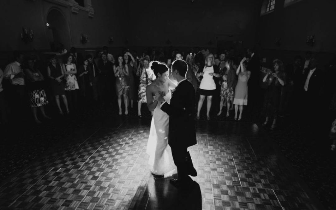 How to Get Your Wedding Guests to Dance