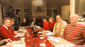 book club Christmas 4