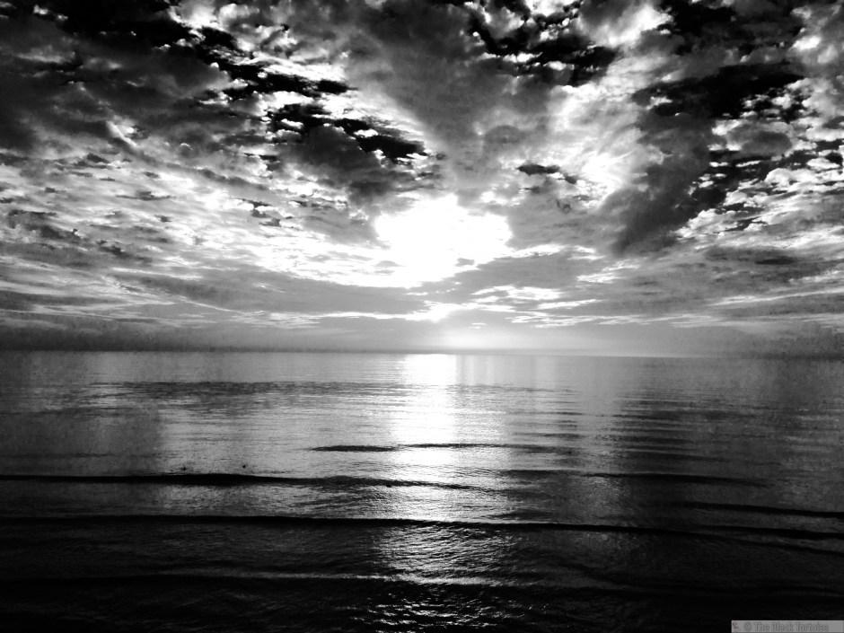 I love this Noir Sunset