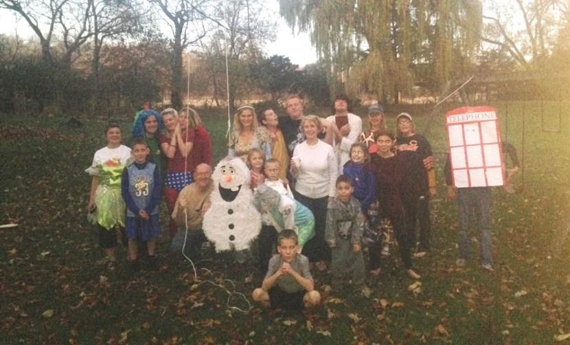 Annual Halloween Fun