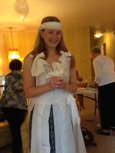 tp bridal gown - 1