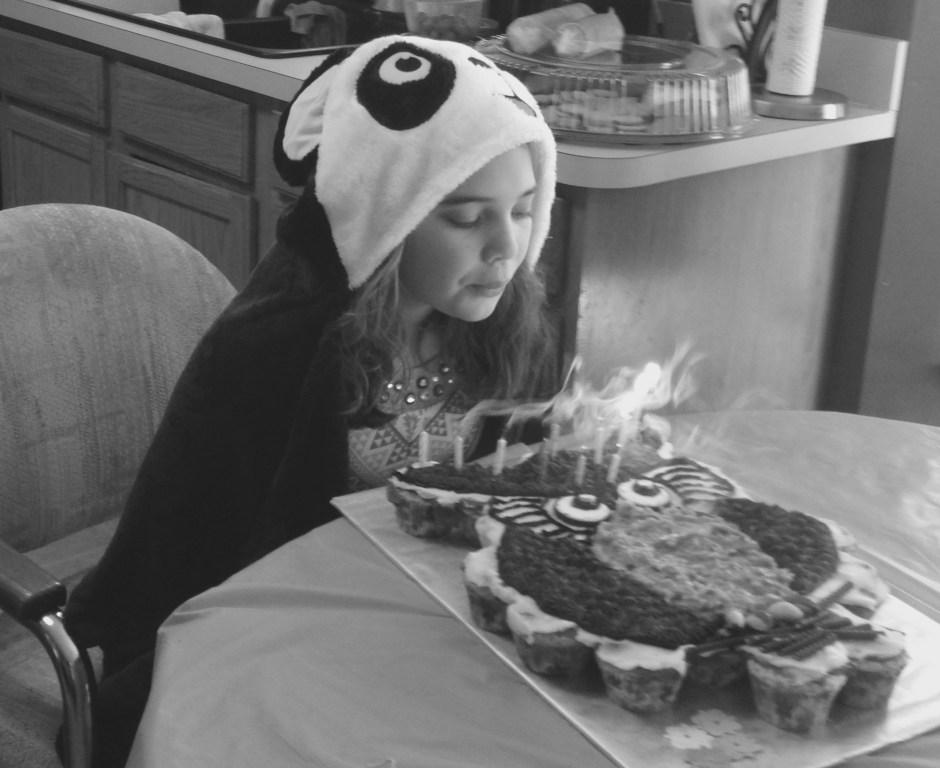 Keely's Birthday