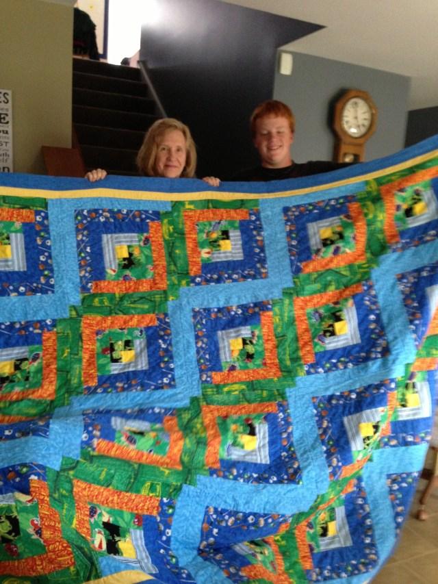 Bradaigh's quilt