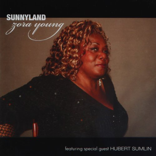 Black to the Music - 2009 a - Zora Young - Sunnyland
