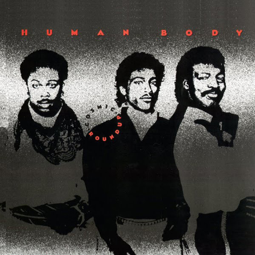 Black to the Music - 14 Human Body (1985) - Cosmic Round Up