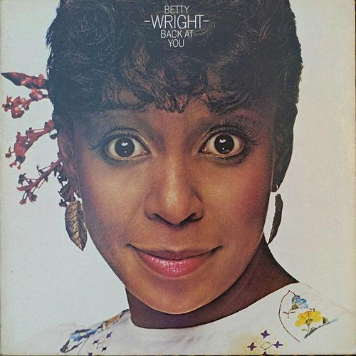Black to the Music - Betty Wright - Lp 1983