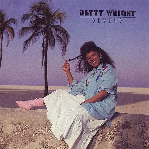 Black to the Music - Betty Wright - Lp 1986