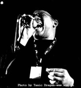 Black to the Music - Big George Jackson - 07