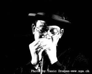 Black to the Music - Big George Jackson - 09