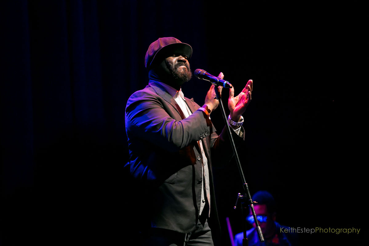 Black to the Music - Gregory Porter 14