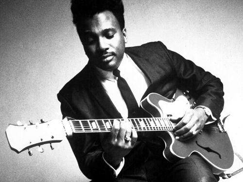 Black to the Music - Otis Rush 02b