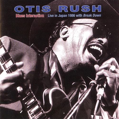 Black to the Music - Otis Rush - 1986 Live In Japan