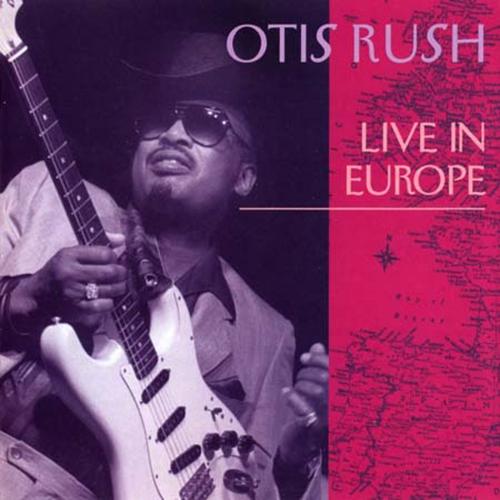 Black to the Music - Otis Rush - 1993 Live in Europe