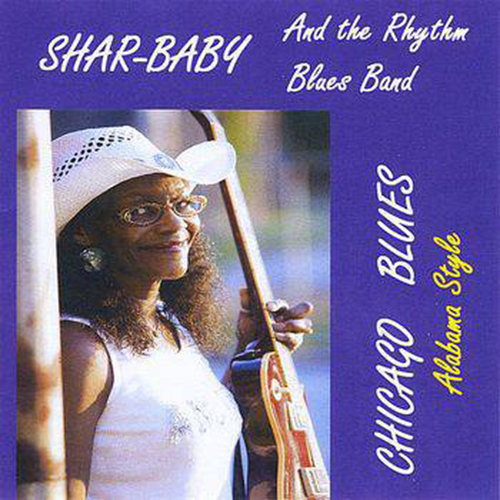 Black to the Music - Sharbaby - LP 2009