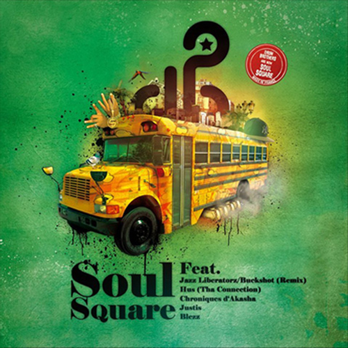 Black to the Music - Soul Square - 2010 Spades