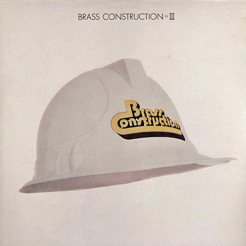 Black to the Music - The Brass Construction - LP 1977 - III